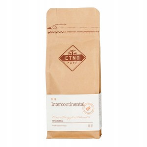 Etno Cafe Intercontinental kawa ziarnista 250 gr