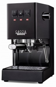 Gaggia Classic Thunder Black  model 2019