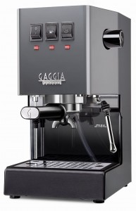 Gaggia Classic Industrial Grey  model 2019