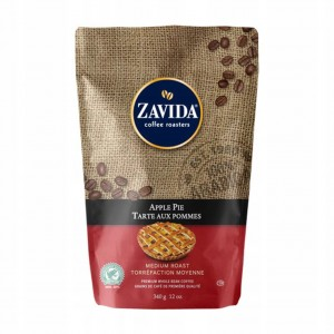 Zavida Apple Pie szarlotka kawa ziarnista 340g