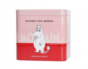 Teministeriet Moomin Rooibos Red Berries