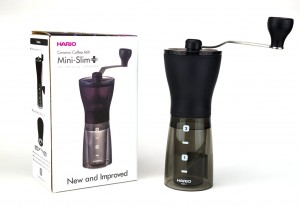 Hario Coffee Mill mini Slim plus młynek